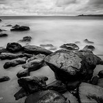 Maui coast in B&W #1 thumbnail