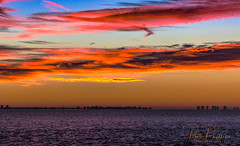 Sanibel Island - The Last Sunrise of 2017 (tropicdiver) Tags: florida island sanibel causeway gulfofmexico sunrise