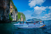 20171114 DSC_3643 6000 x 4000 (Kurukkans) Tags: kurukkans krabi thailand sea beautifulplace water monkey tourists islands speedboat boats