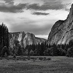 Layers and Steps in an Image (Black & White, Yosemite National Park) thumbnail
