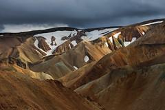 20170802-Canon EOS 6D-1630 (Bartek Rozanski) Tags: landmannalaugar sudurkjordaemi iceland mountains hills icelandic snow fjallabak
