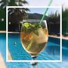 Mojito (VillaRhapsody) Tags: drink cocktail pool swimmingpool summer mojito blue