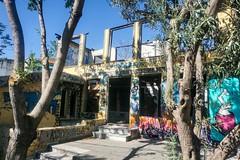 Lost Place an der Ostmauer (PWeigand) Tags: chalkidiki thessaloniki θεσσαλονίκη decentralizedadministrationof griechenland decentralizedadministrationofmacedoniaandthrace