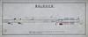 Baldock mid 1970s (P Way Owen) Tags: baldock signalbox diagram