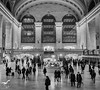 Grand Central Terminal_BW (REA // Photography) Tags: architecture beauxarts bw blackwhite commute commuters gtc grandcentral grandcentralterminal mta metronorth metronorthrailroad midtownmanhattan nyc newyorkcity subway transportation touristdestination