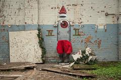 Merry Christmas (davidpiano92) Tags: colorarti color streetart graffiti abandoned derelict christmas