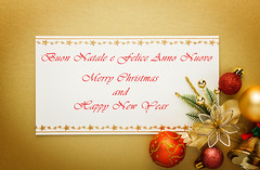 Auguri (celestino2011) Tags: christmas card background decoration holiday merry red tree xmas snow ribbon design new year happy gift greeting paper illustration white celebration cards season ornament