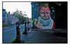 BAD SANTA STREET ART by WOSKERSKI (StockCarPete) Tags: santa woskerski finger givingthefinger christmas xmas streetart londonstreetart urbanart london uk shoreditchart