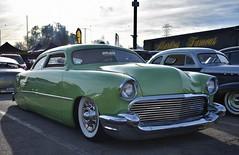 Mooneyes X-Mas Party 2017 (USautos98) Tags: 1951 ford shoebox leadsled traditionalhotrod streetrod kustom