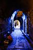 Old town Alley, Jerusalem. (Monica@Boston) Tags: alley jerusalem street evening lighting