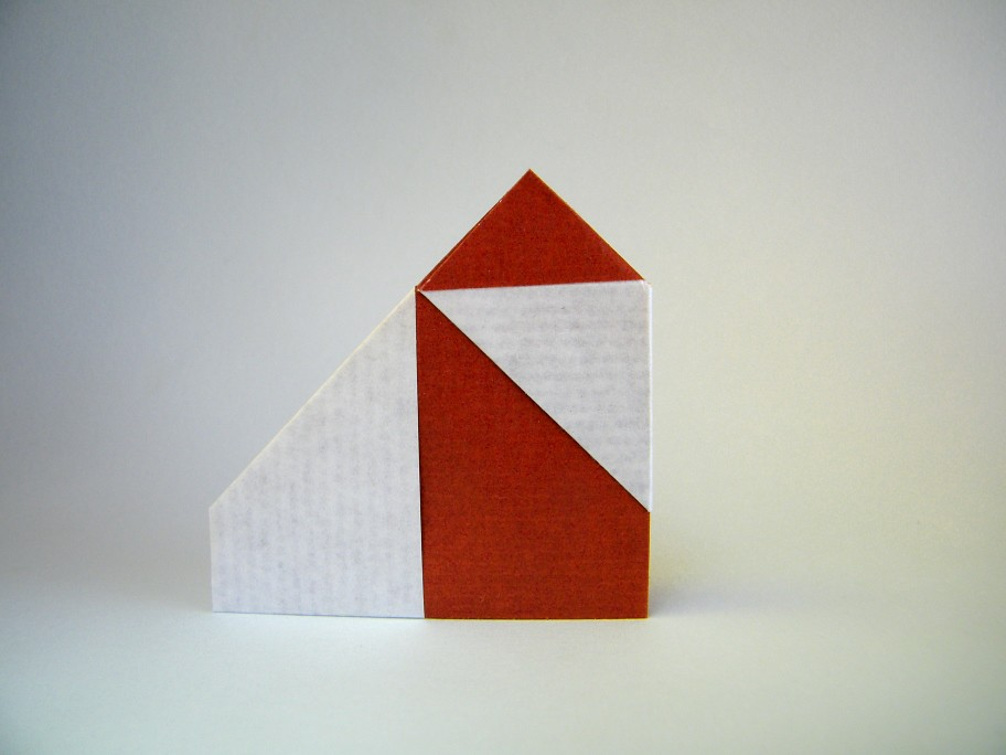 The Worlds Best Photos Of Origami And Papai Flickr Hive Mind - Origami-papa-noel