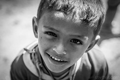 Untitled (#Weybridge Photographer) Tags: adobe lightroom canon eos dslr slr 5d mk ii mkii kathmandu nepal asia child boy monochrome