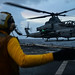 Sailors and Marines train aboard the USS San Diego during Indo-Pacific deployment