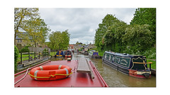 Just messing about in Boats... (Harleynik Rides Again.) Tags: kennettavon canal boat narrowboat barge wiltshire harleynikridesagain