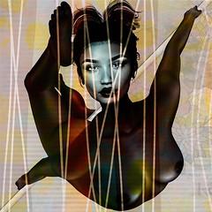 Pole dance (PralineB) Tags: secondlife avatarlife moment colors attitude