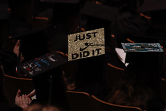 Dec. 2017 Grad Caps