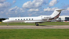 CS-DKD (AnDyMHoLdEn) Tags: gulfstream netjets egcc airport manchester manchesterairport 23l