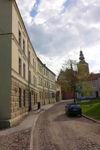 Kamieniczki (Reja 6 i 8) w Lidzbarku Warmińskim