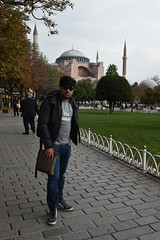 Blue Mosque and Topkapi Palace, Istanbul (Aoon Mujtaba) Tags: traveller traveldiaries travelblogs travelling travels travelphotographer travel trip travelphotography turkey istanbul europe eurotravel euro explorer euroasia worldtour fall2016 lifegoals bucketlist photographer photography