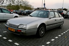 Gouda 2017 – 1986 Citroën CX 25 GTI Turbo (Michiel2005) Tags: citroën citroen cx cx25gtiturbo car auto gouda nederland netherlands holland