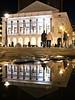 Opéra Royal de Wallonie (Liège 2017) (LiveFromLiege) Tags: liège luik wallonie belgique architecture liege lüttich liegi lieja belgium europe city visitezliège visitliege urban belgien belgie belgio リエージュ льеж reflet reflection puddle puddlegram puddlephotography