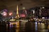 Paris by night. Happy 2018! (Thys Photography) Tags: 2018 paris parijs tower seine love skyline firework beautyfull nice wonderful river perfectplace eiffeltower art thysphotography thijsdegroot
