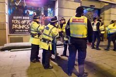 H508_7503 (bandashing) Tags: night nightlife printworks gmp police arrest drunk alcohol violence fight disorder tigertiger newyear 2018 newyearseve sylhet manchester england bangladesh bandashing socialdocumentary street aoa akhtarowaisahmed