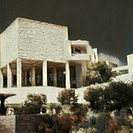 Los Angeles California  ~  The J. Paul Getty Museum ~ Brentwoood thumbnail