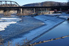 DSC02040 (gstamets) Tags: easton delawareriver river snow frozen eastonpennsylvania lehighvalley winter