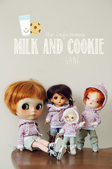 The Infamous Milk & Cookie Gang