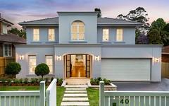 40 Tennyson Avenue, Turramurra NSW