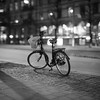 Quiet Part Of Town (Edd Noble) Tags: bokeh bokehpanorama bokehrama bokehpano brenizermethod sonya7 sigma135mmf18art sigmaart gothenburg göteborg sweden scandinavia bike microsoftice