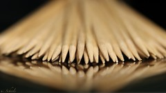 Macro Mondays Stick (Ute Scheele) Tags: macromandays makro macro macromondays hmm mm indoor digital tamron closeshot closeup canoneos80d canon eos80d eos schärfentiefe spiegelung reflection stick
