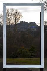 Viewpoint (Daniel G Vela) Tags: edimburgo edinburgh castle castillo view vista point punto frame marco