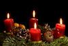 Fourth Sunday Of Advent (dietmar-schwanitz) Tags: advent adventszeit feierlich feier weihnachten christmas christmastime weihnachtszeit fest kerzen candles candle kerzenlicht candlelight licht light adventskranz adventwreath festlich festive nikond750 nikonafsmicronikkor105mmf28ged lightroom dietmarschwanitz