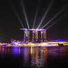 Lasers (Jackie & Dennis) Tags: singapore spectra lightandwater marinabaysands hotel