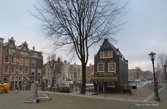 De Sluyswacht, 24-12-2017 (kees.stoof) Tags: amsterdam sluyswacht sintantoniesluis jodenbreestraat centrum