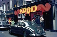 Carnaby Street 1968 (foundin_a_attic) Tags: london carnabystreet boutique pop 1968