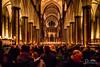 Salisbury Cathedral (Pixi.St) Tags: salisbury cathedral salisburycathedral kathedrale england uk gb grosbritannienundnordirland candlelit candles kerzen kerzenbeleuchtet architecture architektur people menschen darknesstolight