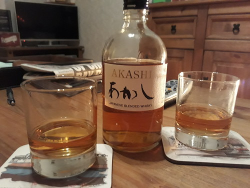 Akashi Japanese Whisky