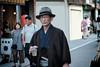 Open Carry (Rekishi no Tabi) Tags: shinagawa japan tokyo kimono oldtokaido tokaidoroad