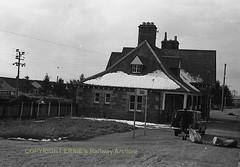 Golspie sta bldg nth elev (Ernies Railway Archive) Tags: golspiestation hr lms scotrail farthernorthline