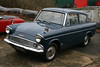 1964 Ford Anglia (davocano) Tags: yhm821 105e brooklands newyearsdaygathering