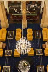 The Ambassador Bar, Vienna (romanboed) Tags: leica m 240 summilux 50 europe indoor hotel ambassador bar chandelier stilllife vienna wien austria travel