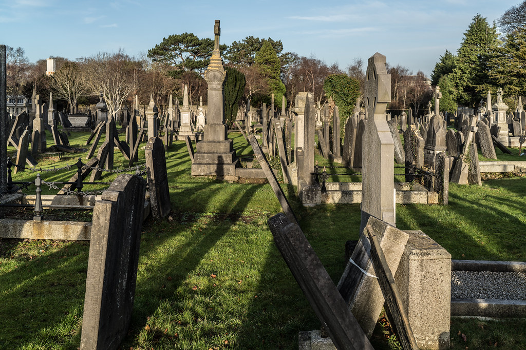 VISIT TO GLASNEVIN CEMETERY IN DUBLIN [FIRST SESSION OF 2018]-134909