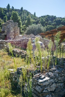 Frangokastro-Burg - Kloster Zygou - Μονή Ζυγού
