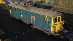 73201_13 (Transrail) Tags: railway class73 bobo shoebox gbrf gbrailfreight tonbridgewestyard englishelectric electrodiesel locomotive 73201