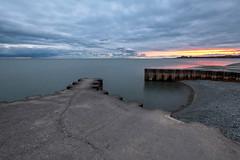 Hamilton Sunrise (B.E.K.) Tags: sunrise hamilton ontario canada lake pier shore longexposure outdoor nikond850 nikon1735f28