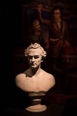 Stephen F Austin Bust (Rod Waddington) Tags: usa america north texas austin stephen bust bullock state history museum historical