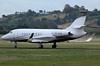 ZK-OCB, DASSAULT FALCON 2000EX, Napier, Hawkes Bay, NZ - 4/1/18 (Grumpy Eye) Tags: nikon d7000 nikkor 300mm 28 zkocb dassault falcon 2000ex napier airport
